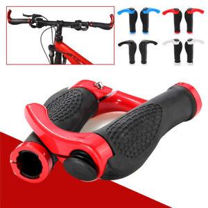 Mountain-Bike-Handle-Bar-Cycle-Bicyle-Ergonomic-Endurance-Grips-Eends-Sports