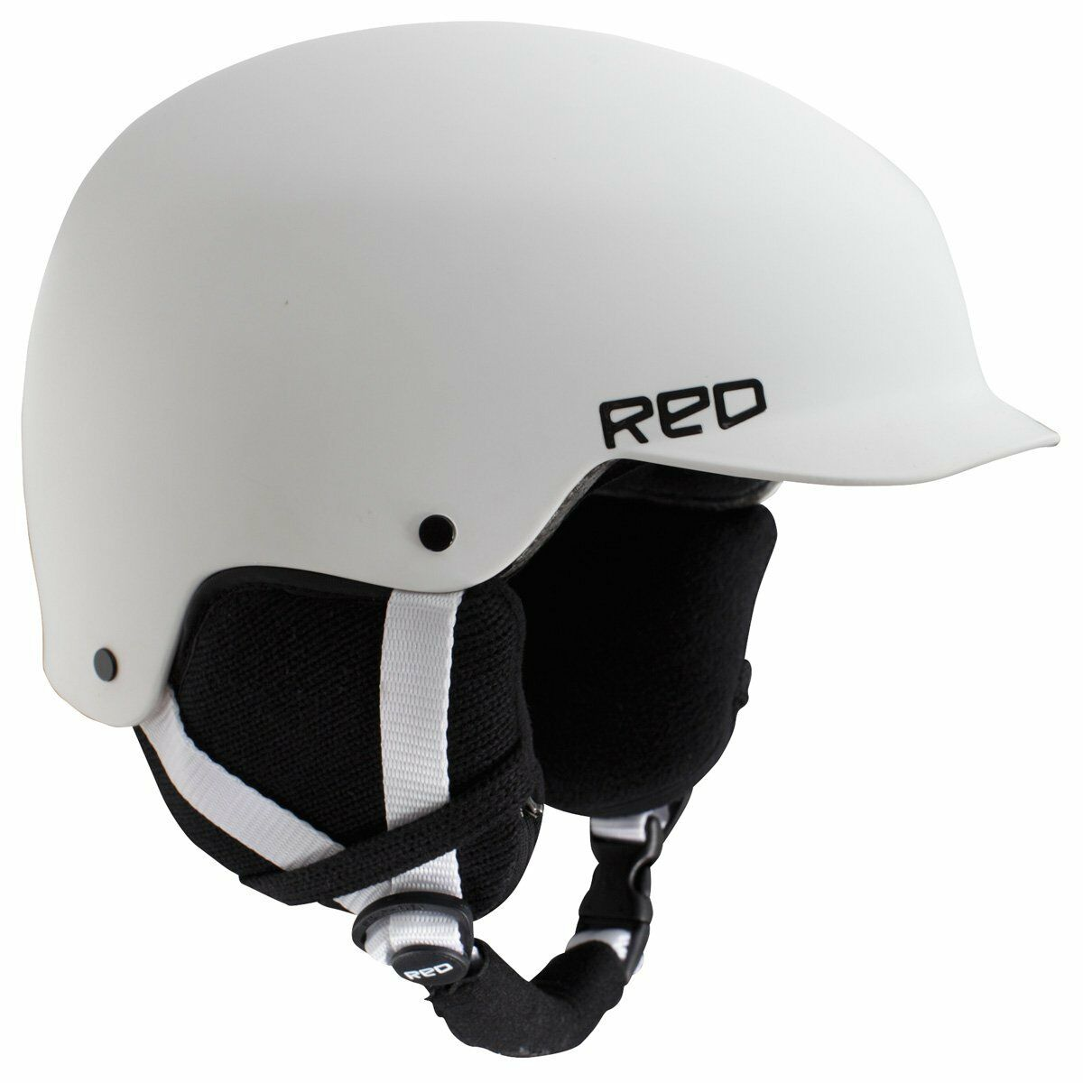 RED Mutiny Ski Snowboard Helmet White Small (55-57 CM) - New