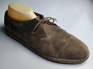 Clark-039-s-Originals-Tan-Brown-Suede-Lace-Up-Men-039-s-Loafers-Size-11-5