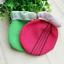 Korean Italy Exfoliating Body-Scrub Glove Towel Green Red Shower Scrubber