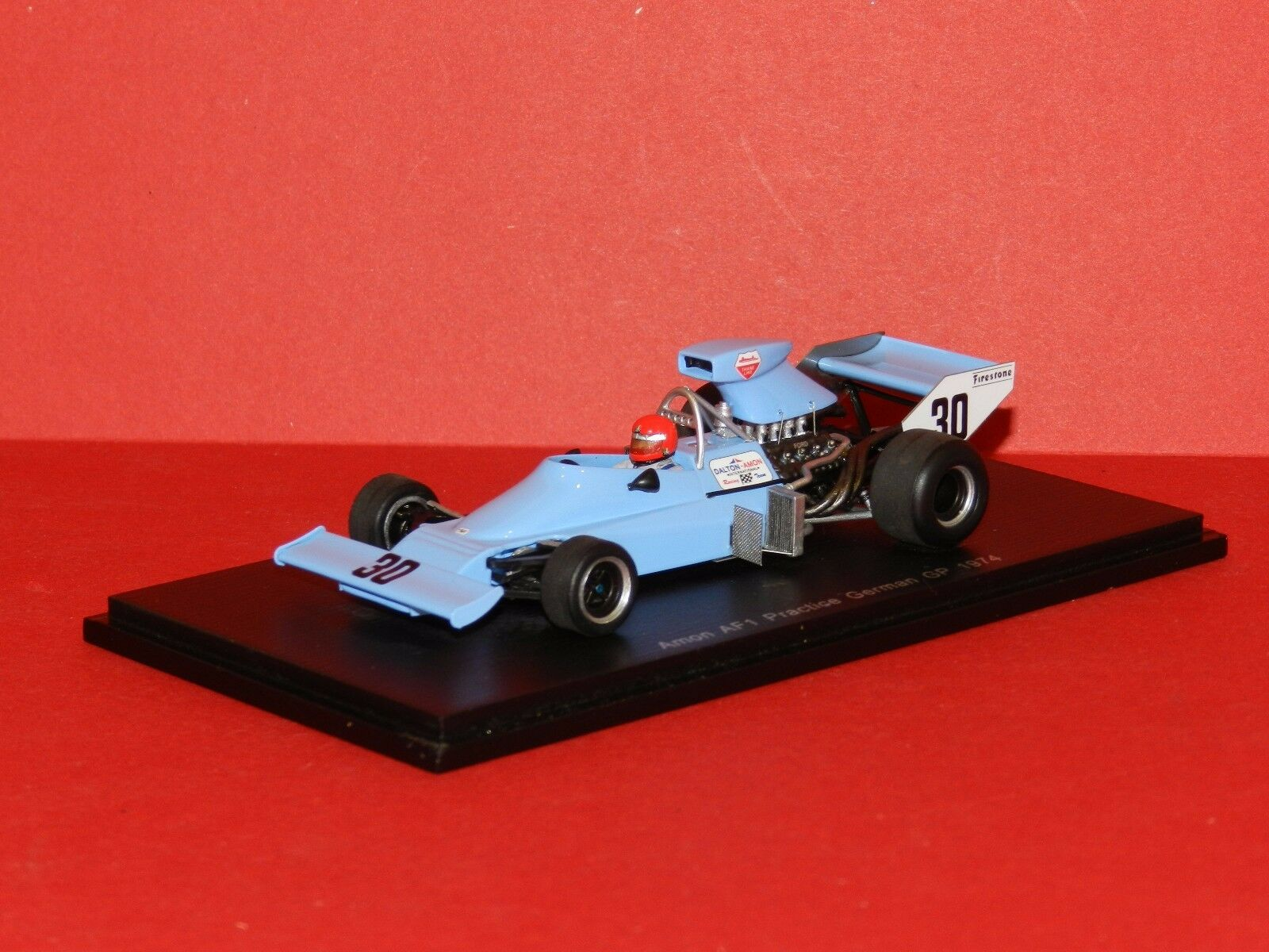 Spark Models  Amon AF1 Practice German GP 1974 Larry Perkins  30 MiB