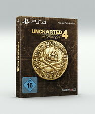 Uncharted 4: A Thief's End - Special Edition - PS4 - BLITZVERSAND - NEU und OVP