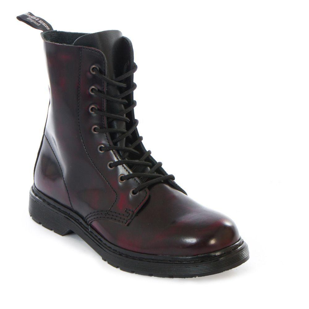 Boots & Braces 8-Loch Stiefel Easy Way-Rub off-Gothic-Metal-Punk-Boots-unisex