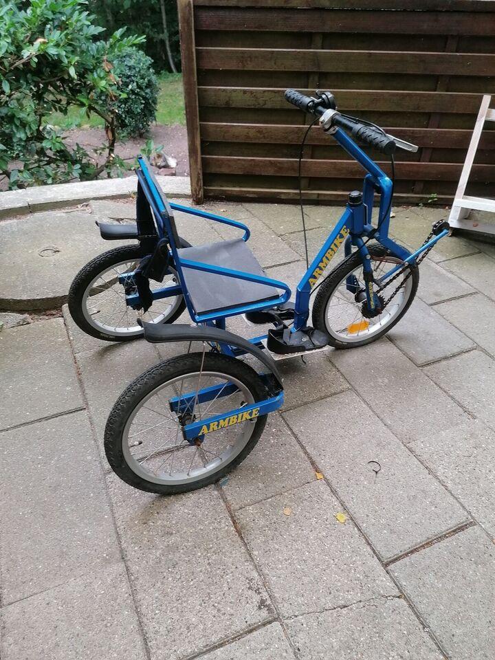 Unisex børnecykel, trehjulet, andet mærke
