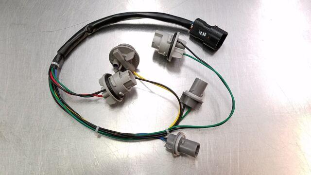 new oem 2012-2013 kia soul rear combo lamp wiring harness-non-led