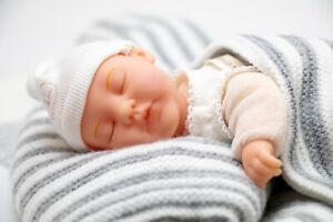 Nature Babies Anne Geddes Puppe Babypuppe Künstlerpuppe Sammlerpuppe  20 cm. NEU
