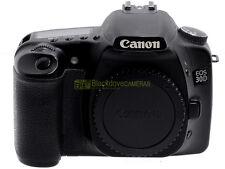 Canon EOS 30D reflex digitale semiprofessionale 8Mp. Garanzia 12 mesi.