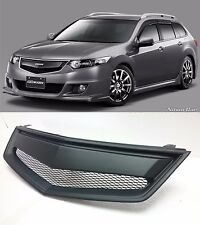 Front Grill Mugen style Honda Accord 8 CU2 Acura TSX JDM 2008-10 ABS