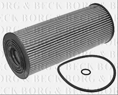 Borg /& Beck Filtro De Aceite Para VW Crafter 30-35 autobús 2.5 80KW