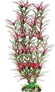 Artificial Fish Tank Plant Ludwigia Curing Cough And Facilitating Expectoration And Relieving Hoarseness 40cm Red Rotala Aquarium Ornament