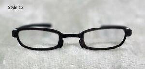 1-3-1-4-BJD-SD-60cm-45-eye-glasses-eyeglasses-Dollfie-Black-clear-lens-style-12