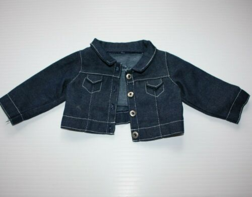 American Girl 2003 Coconut/'s Best Friend Outfit Blue Jean Jacket For Doll Only