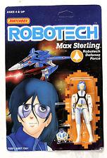 Matchbox Robotech original vintage Max Sterling MOC MOSC c-7+