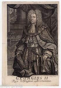 Georg-II-August-Koenig-von-Grossbritannien-Portrait-Kupferstich-1730