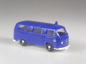 TOP-Wiking-Sondermodell-VW-T2-Bulli-Bus-des-THW
