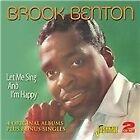 Brook Benton - Let Me Sing and I'm Happy (Four Original Albums Plus Bonus Singles, 2013)