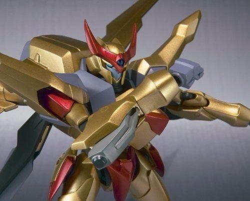 Anime & Manga Robot Spirits Seite Kmf Code Geass Vincent Früh Prototyp Actionfigur Bandai