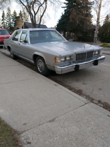 1985 Ford Grand Marquis