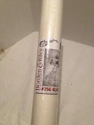 "Borden Riley Glassine Neutral pH Paper Roll 48/"" x 50 Yd #25G"