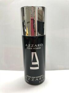 Azzaro-Pour-Homme-5-1-oz-150-ml-Natural-Deodorant-Spray-Men-As-Imaged
