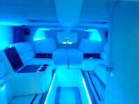12 Volt Boat Lights - Under Seat Or Table Pontoon Or Fishing Boat Light Strips