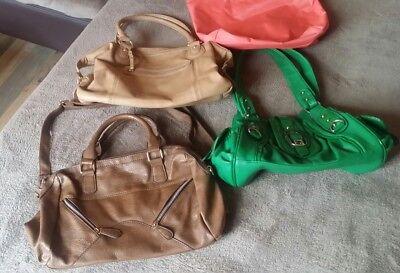 Taschenpaket Handtasche / Handtaschen 4 Stück