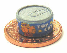 1:12 Scale The Dogs Dinner Dolls House Pet Food Accessory Empty Tin /& Packet
