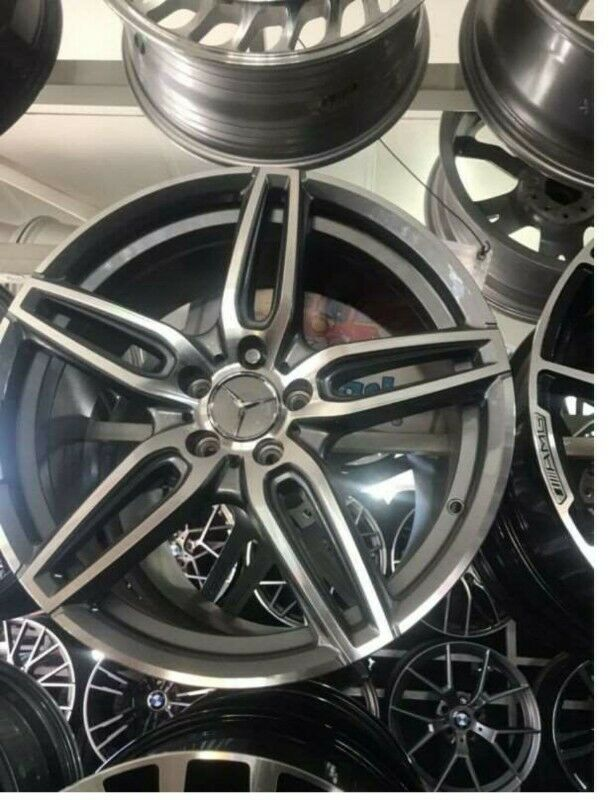 Brand new AMG 19 inches 8.5 j and 9.5j for sale