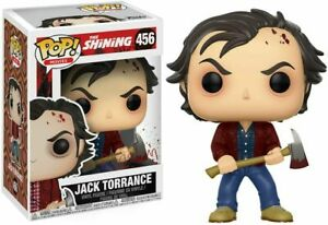 Funko POP ! Movie Shining - Jack Torrance - 456- Horror - IN STOCK