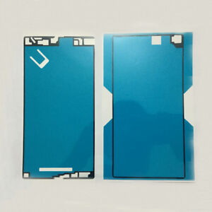 new arrival 6c0e9 7a1d6 Details about LCD Frame Housing Waterproof Adhesive Sticker Tape For Sony  Xperia Z Ultra XL39h