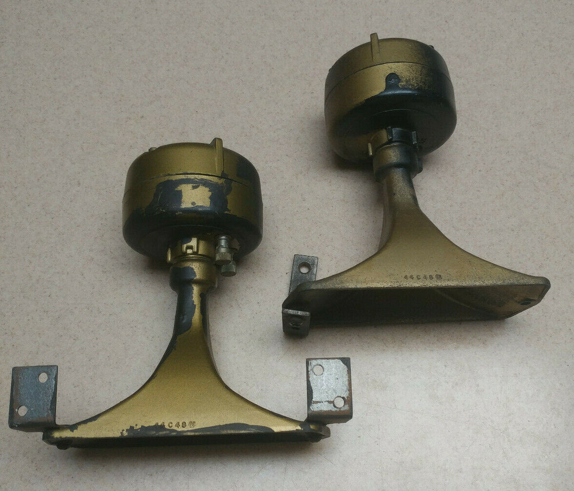 PAIR of University T60 Horn Tweeters 44C48