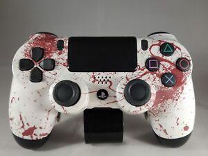 PS4-Scuf-Controller-Blood-Design-NEU-und-vom-HANDLER