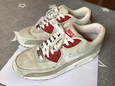 "655a4d3eaa7c2 NIKE Air Max 90 QS NYC ""Strawberry Cheesecake"" Wmn Shoes Sz 10 Vapormax"