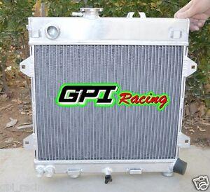 GPI-NEW-Aluminum-radiator-for-BMW-E30-M10-316i-318i-1982-1991-Manual