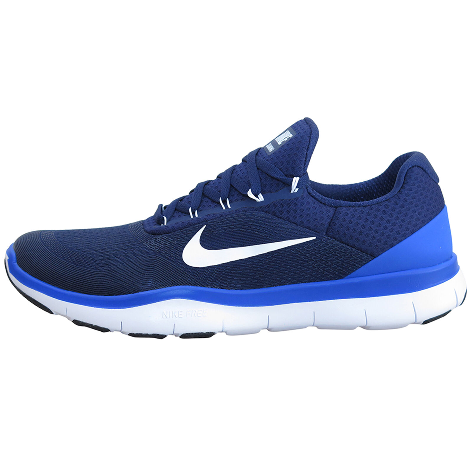 Nike Free entrenador v7 azul blancoo 898053-400