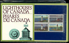 Canada 1984 Lighthouses Presentation Pack #C38626