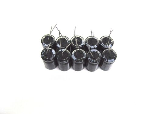 10Pcs Electrolytic Capacitors 450V 10uF Volume 13x21 mm 10uF 450V