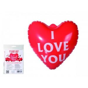 Image Is Loading Inflatable Heart I Love You Romantic Gift Wife