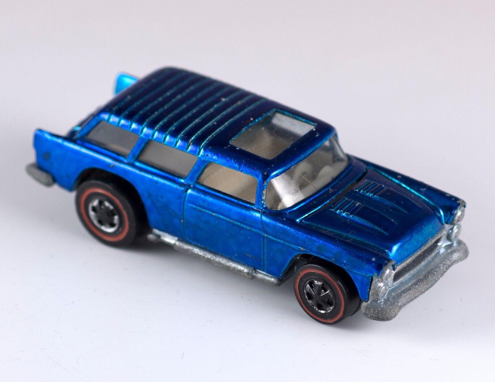 Vintage - hot wheels rotlines klassische nomad blaue 1970