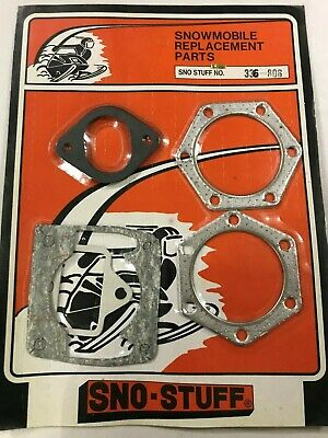 Cuyuna JLO 2F 440 6bt Gaskets NOS Sno Stuff Scorpion Columbia Vintage Snowmobile