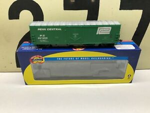 Athearn-Ho-Scale-PC-Penn-Central-50-PD-Boxcar-RD-361253-RTR-New