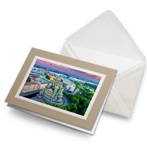 Greetings-Card-Biege-Saint-Petersburg-Cathedral-Russia-Travel-24133