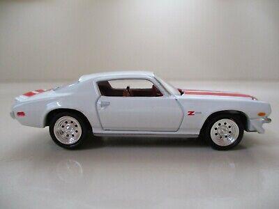 1970 Chevrolet Camaro Z28 Johnny Lightning 1:64 America/'s Finest