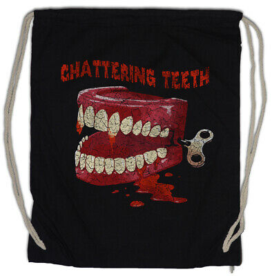 Chat Anello Teeth Turn Bustina Halloween Jaws Dentist Fun Denti Morso Dentista- Prestazioni Affidabili