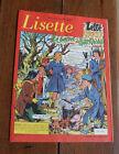 1957 Lisette N°2 Magazine jeunesse BD enfance Enfantina Journal des Filles TBE