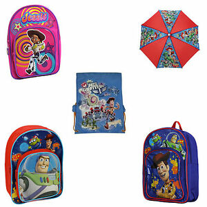 Toy-Story-Bags-Girls-amp-Boys-Toy-Story-Backpack-Jessie-Backpack-NEW-W-TAGS