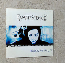 "CD AUDIO INT/ EVANESCENCE ""BRING ME TO LIFE"" CD SINGLE  2T 2003 CARDBOARD SLEEVE"