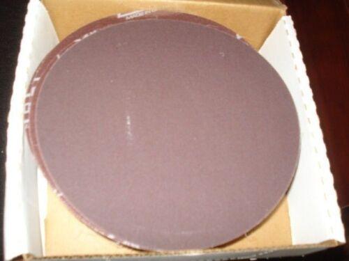 "NORTON PSA Stick and Sand Discs 120 Grit 8/"" QTY 50 METALITE 36355"