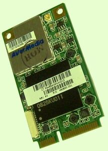 AVERMEDIA HARDWARE TVTUNER DRIVERS PC