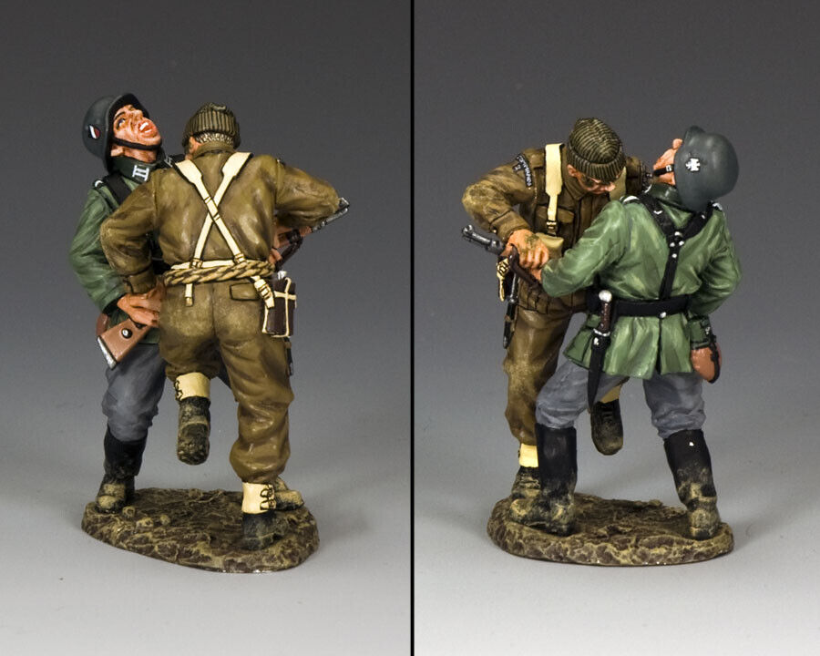 KING AND COUNTRY WW2  A Quick Knee to to the Groin  D Day DD235
